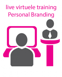 Live virtuele training personal branding