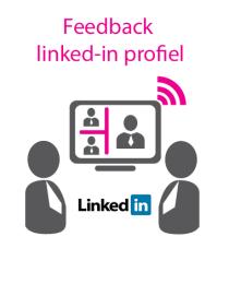 linkedin profiel feedback